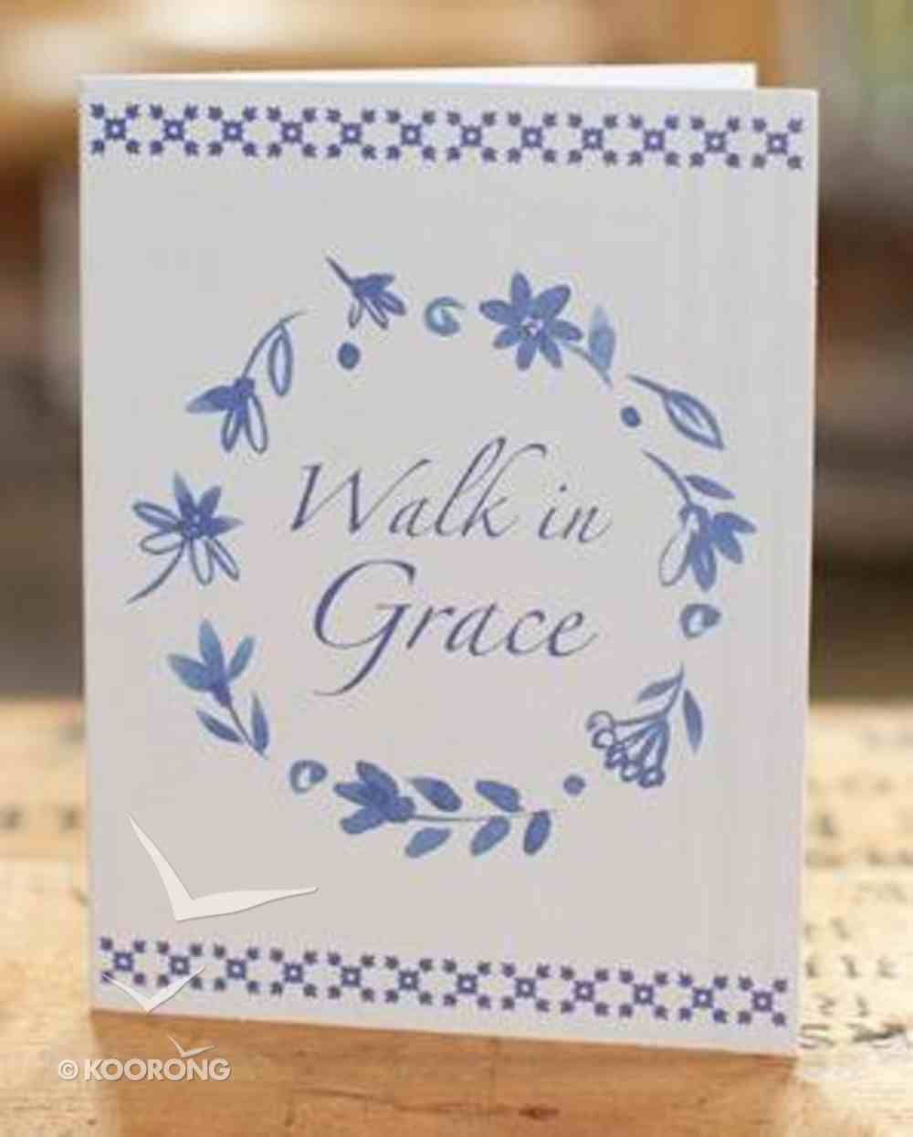 Everyday Notes: Grace, Psalm 25:5 (Pack Of 10) Stationery