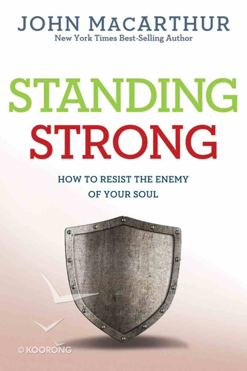 Standing Strong Paperback