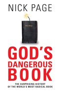 God's Dangerous Book (Ebook) image
