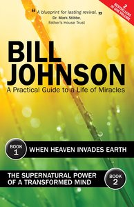Product: Supernatural Power Of A Transformed Mind & When Heaven Invades Earth (Ebook) Image