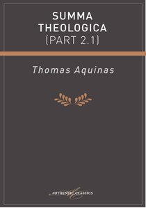 Product: Summa Theologica (Part 2.1) (Ebook) Image