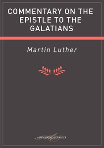 Product: Commentary On The Epistle To The Galatians (Ebook) Image