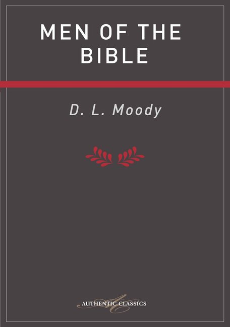 Product: Men Of The Bible (Ebook) Image