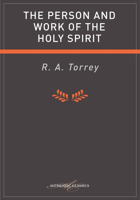 Product: Person And Work Of The Holy Spirit, The (Ebook) Image