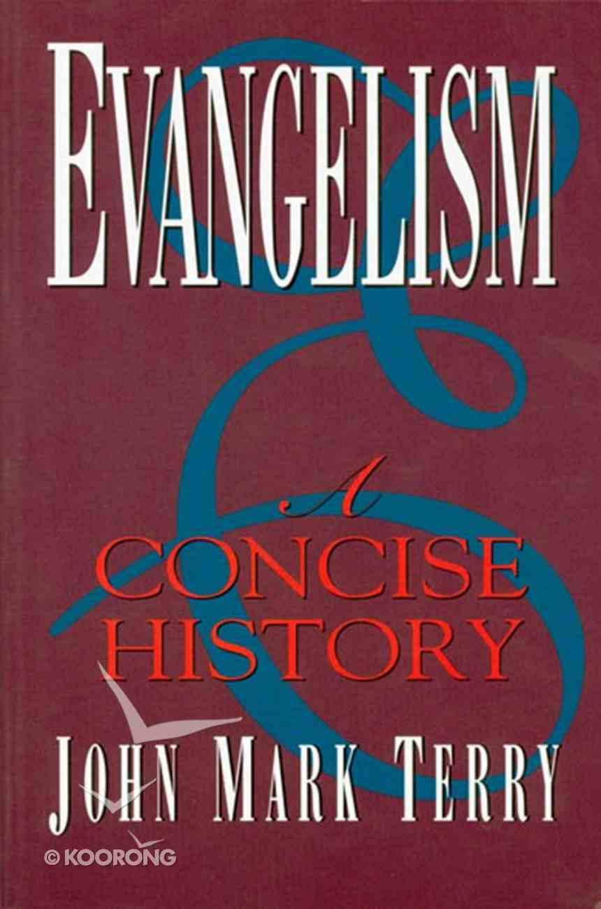 Evangelism Paperback