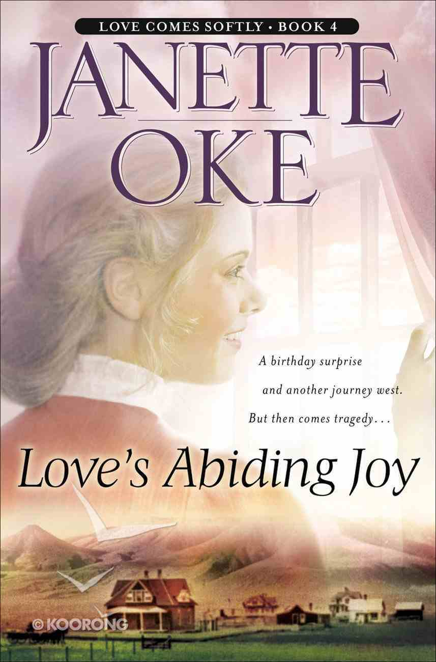 Love's Abiding Joy (Large Print) (#04 in Love Comes Softly Series) Paperback