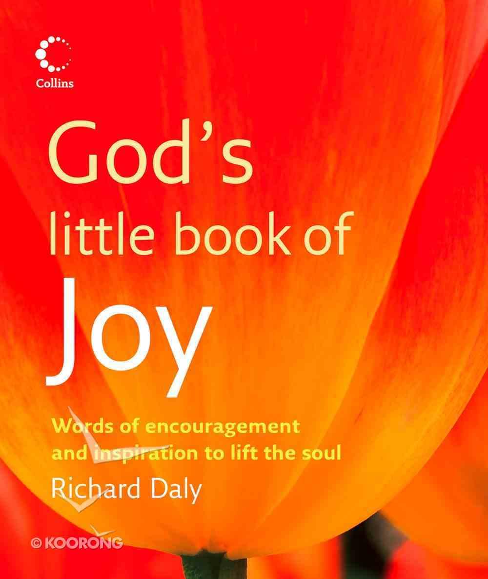 God's Little Book of Joy (God's Little Book Series) eBook