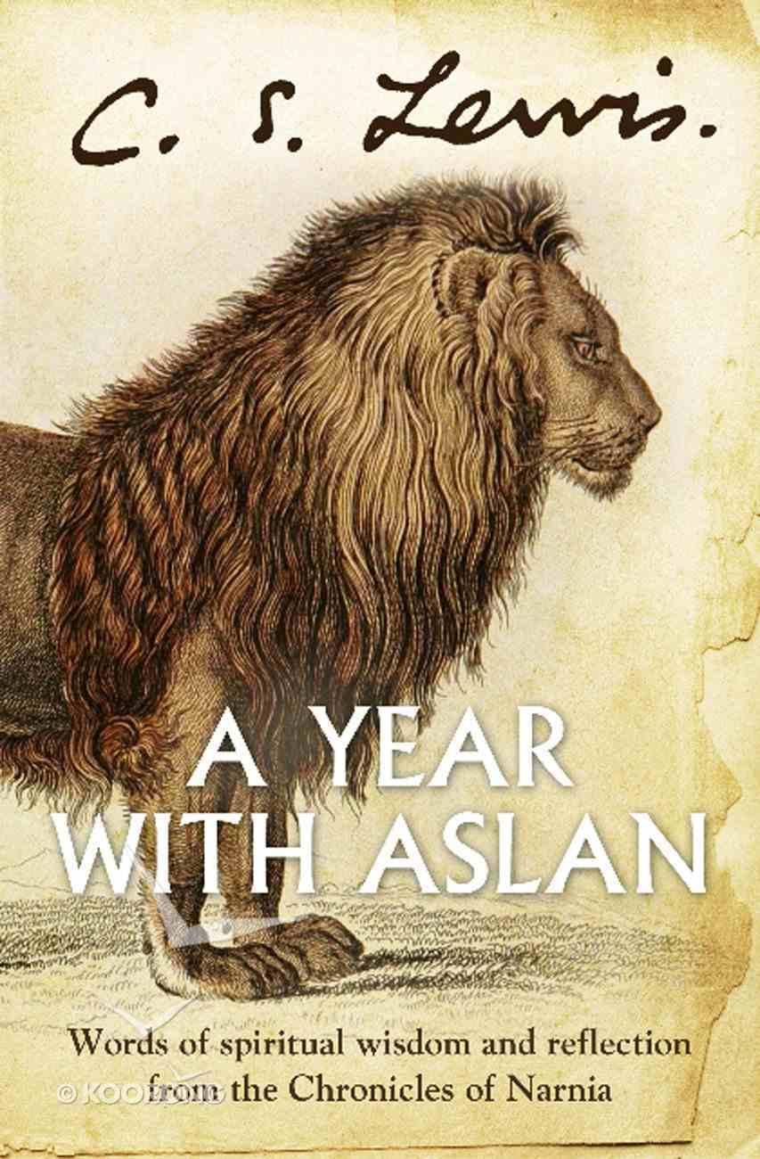 A Year With Aslan eBook