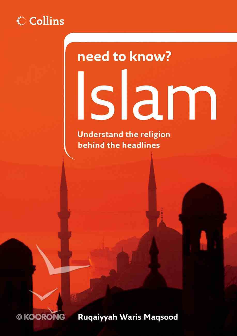 Need to Know? Islam eBook