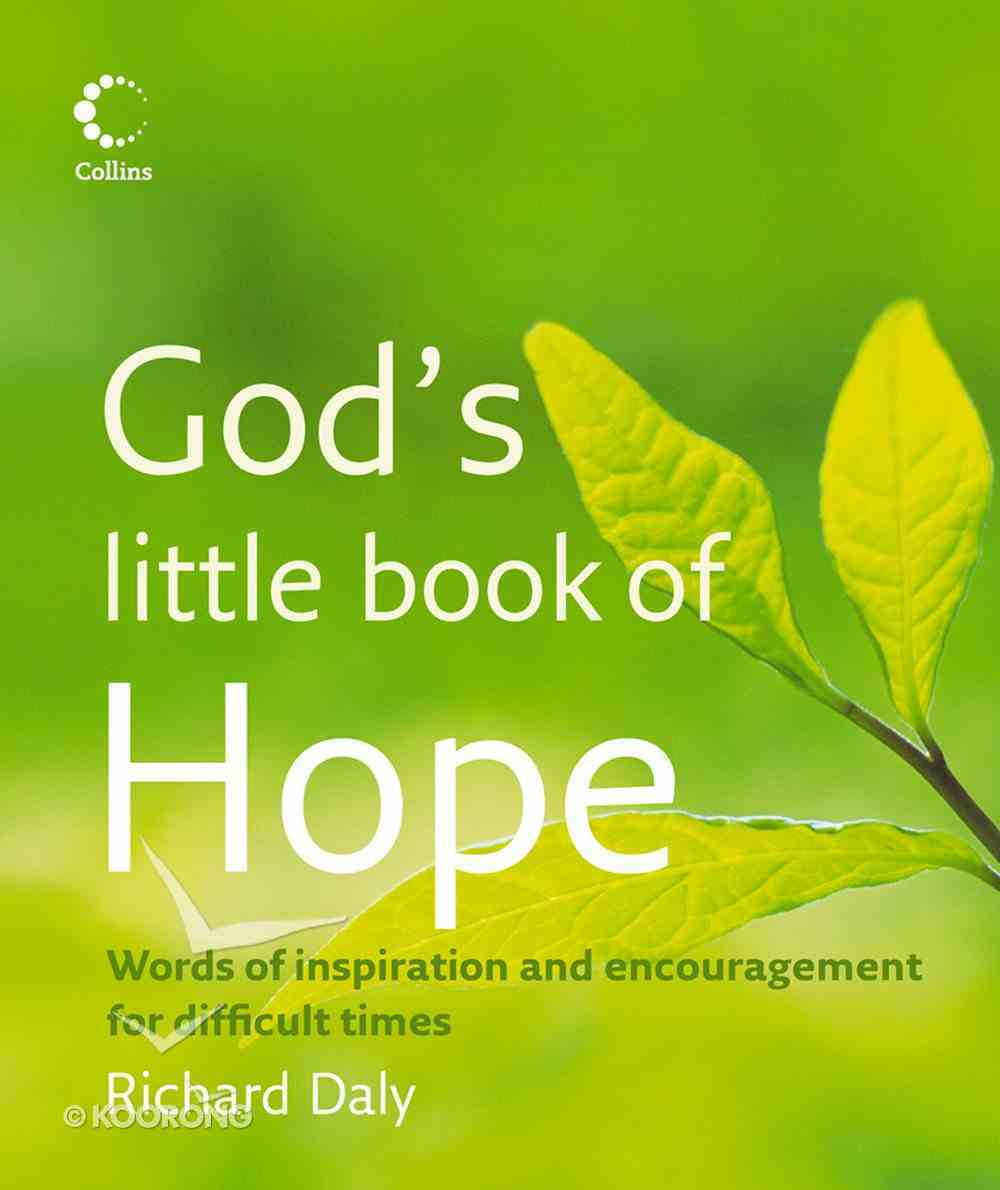 God's Little Book of Hope (God's Little Book Series) eBook