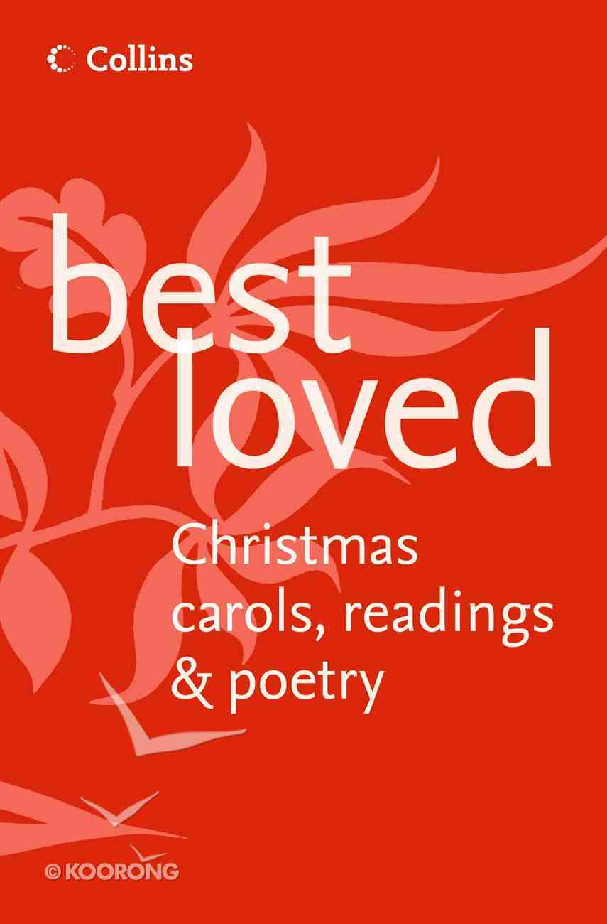 Best-Loved Christmas Carols, Readings and Poetry eBook