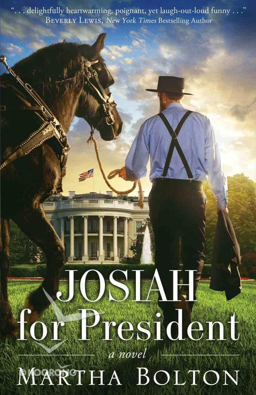 Josiah For President eBook