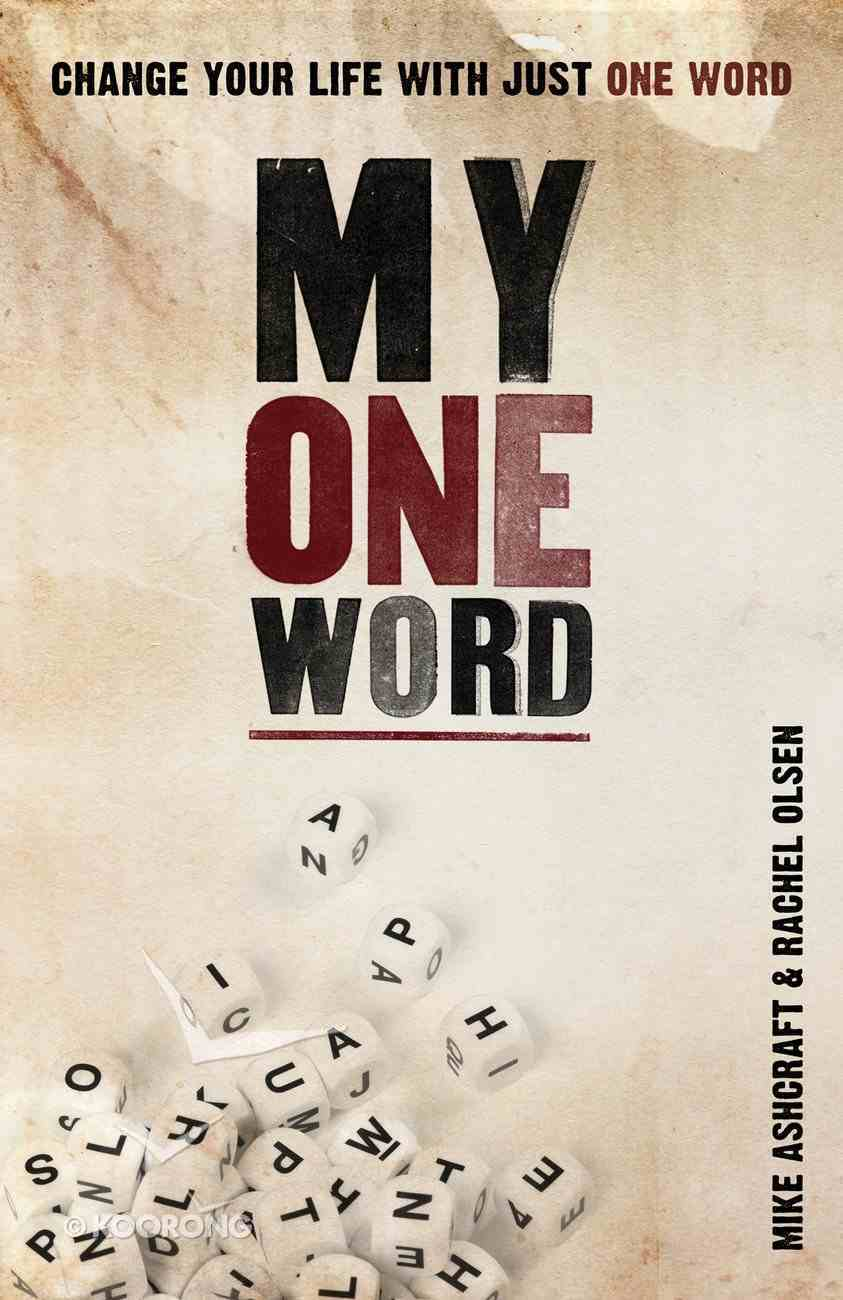 My One Word eBook