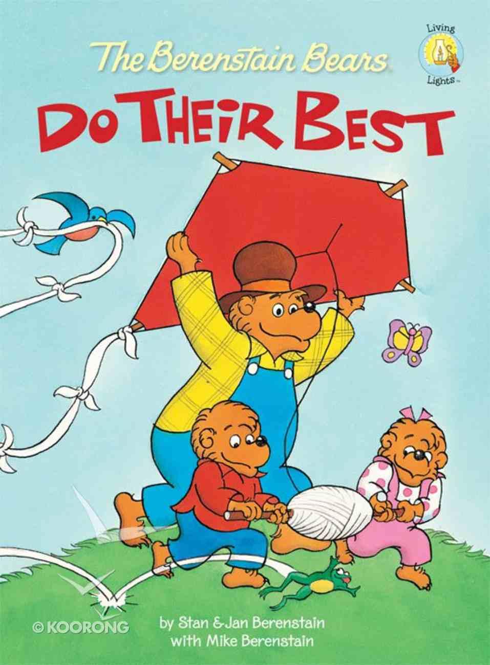 Do Their Best (The Berenstain Bears Series) eBook