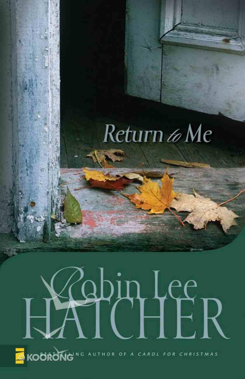Return to Me eBook