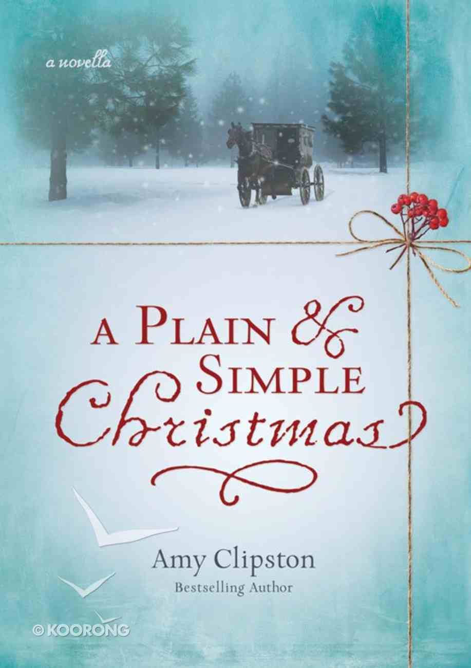 A Plain and Simple Christmas eBook