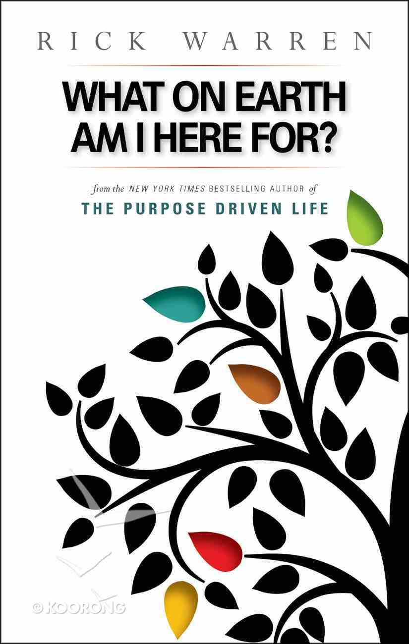 What on Earth Am I Here For? eBook