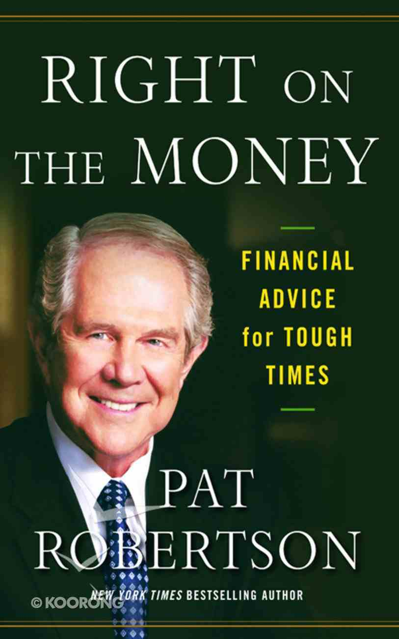 Right on the Money eBook