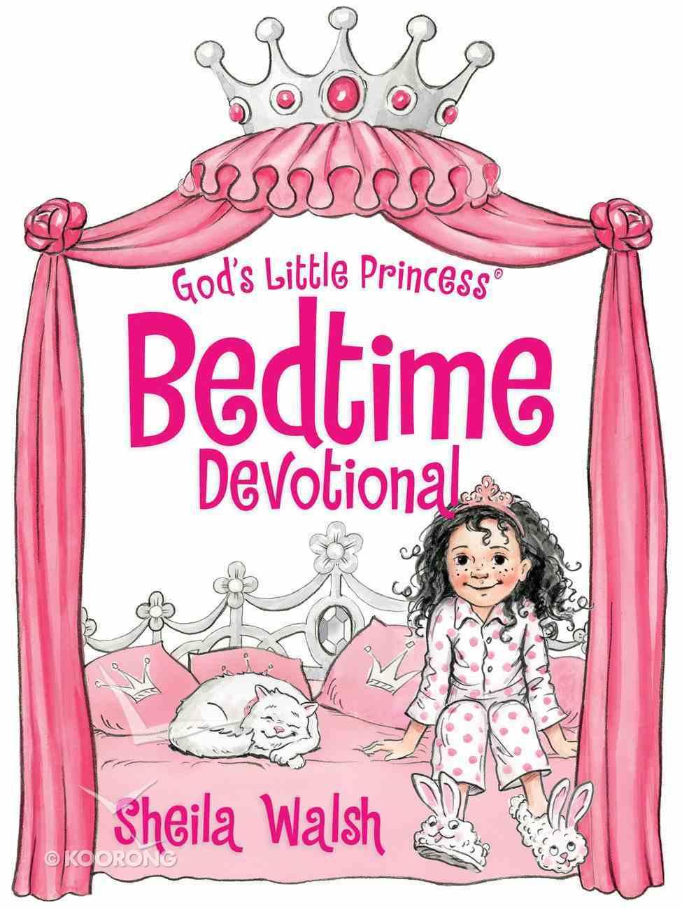 God's Little Princess Bedtime Devotional (Gigi, God's Little Princess Series) eBook