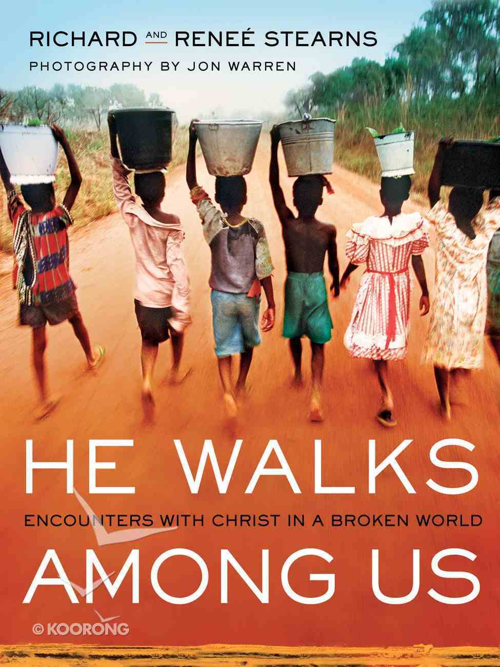 He Walks Among Us eBook