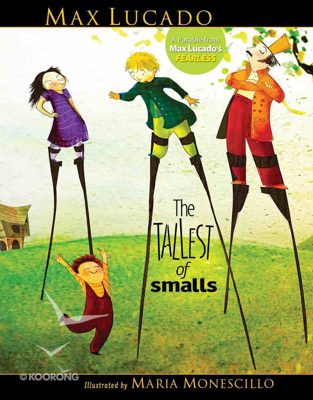 The Tallest of Smalls eBook