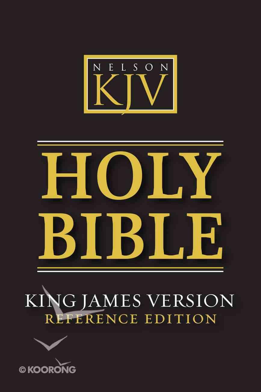 KJV Nelson Centre Column Cross Reference Black eBook