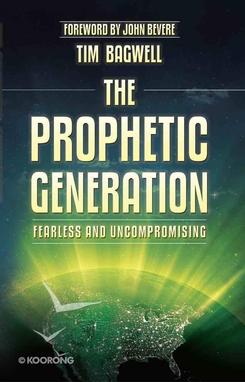 The Prophetic Generation eBook