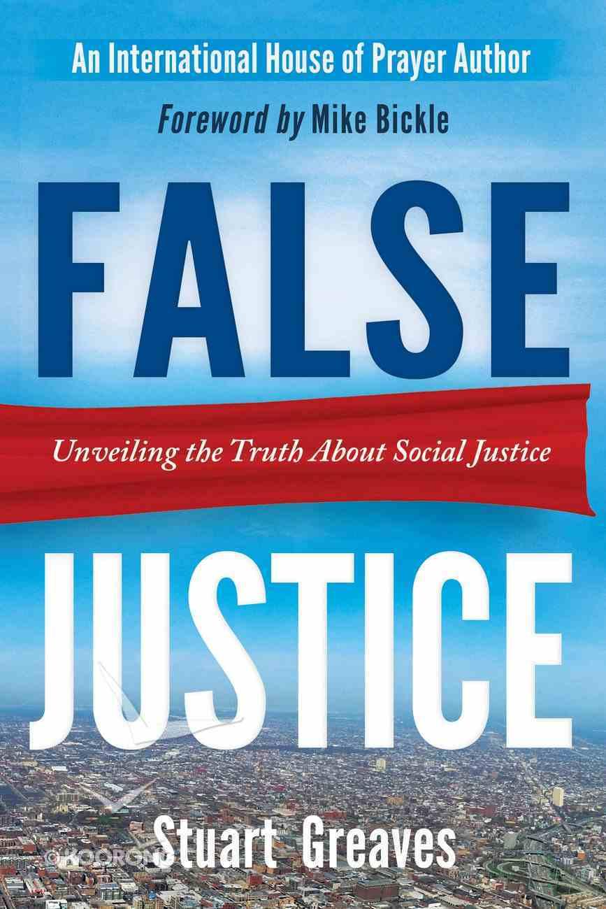 False Justice eBook