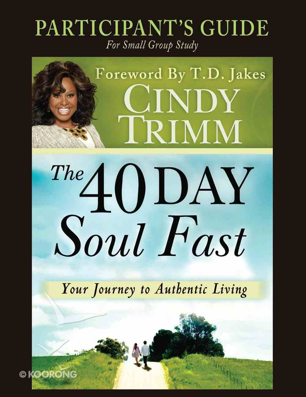 The 40 Day Soul Fast (Participant's Guide) eBook