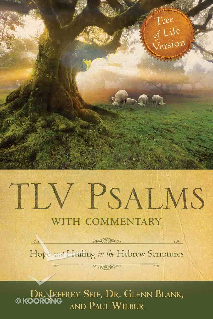 Tlv Psalms With Commentary eBook