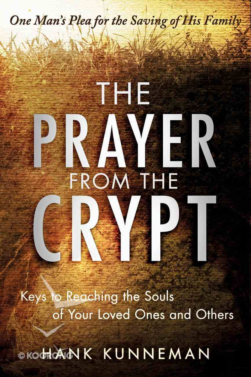 The Prayer From the Crypt eBook