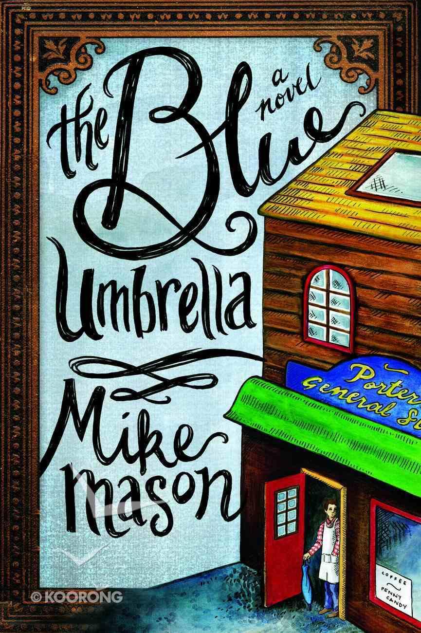 The Blue Umbrella eBook