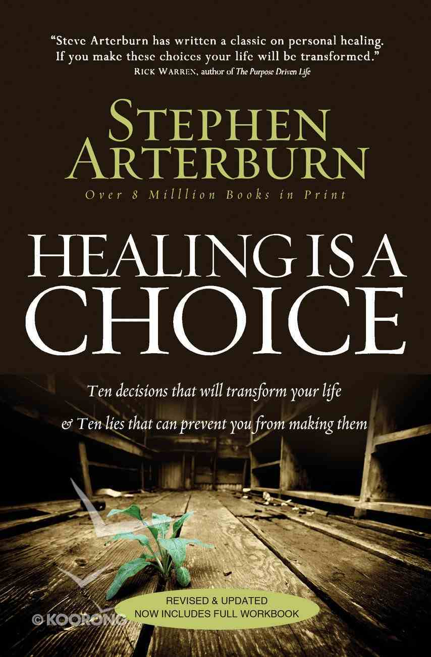 Healing is a Choice eBook