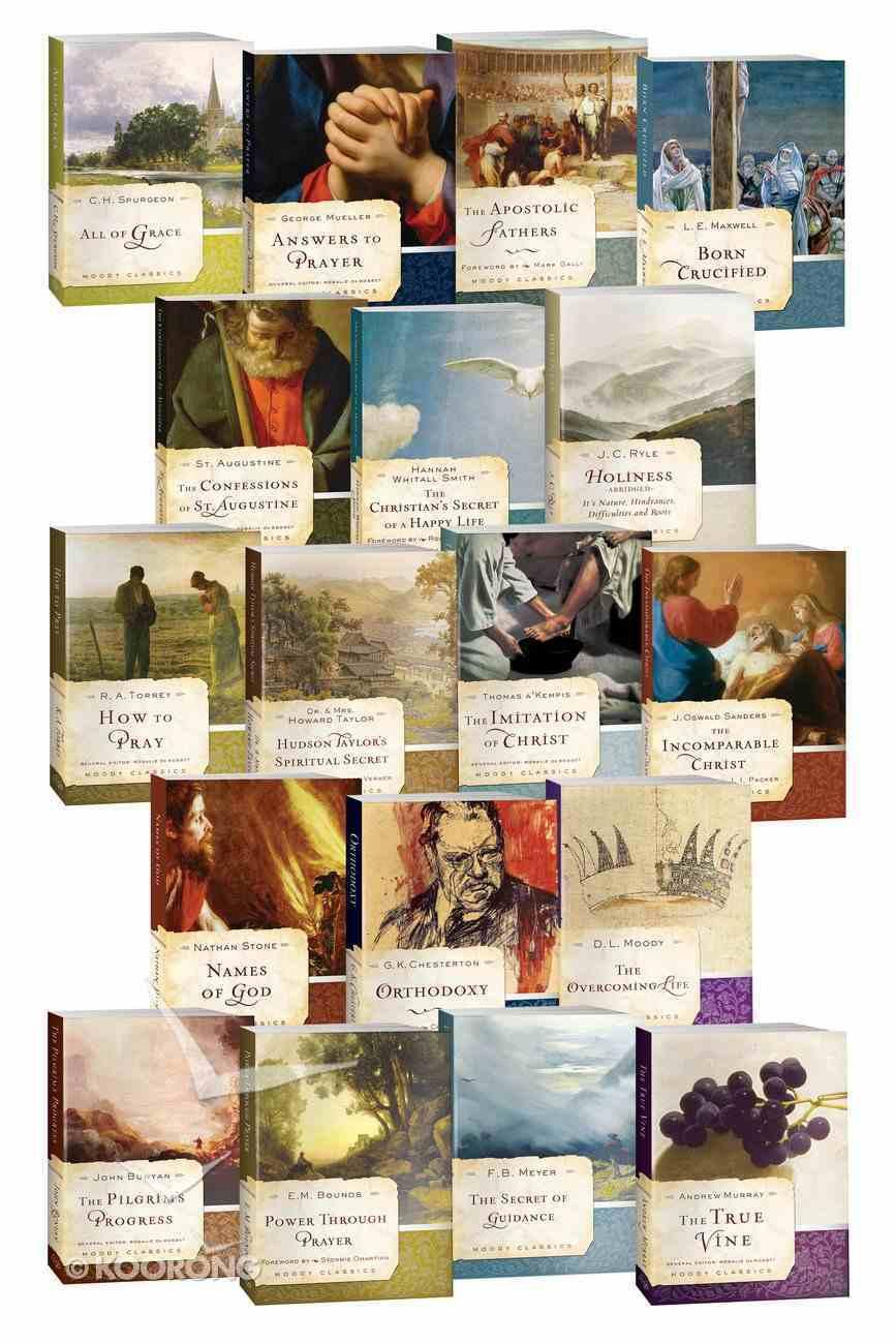 Moody Classics (Complete Set) (Moody Classic Series) eBook