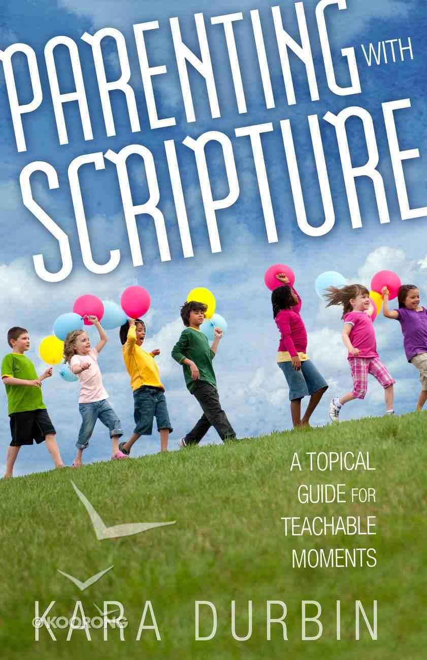 Parenting With Scripture eBook