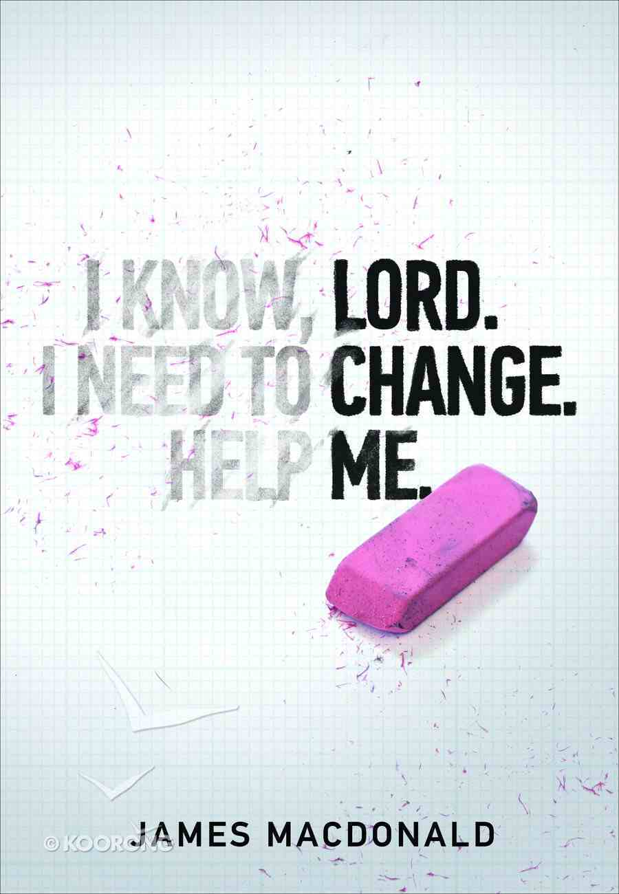 Lord, Change Me eBook