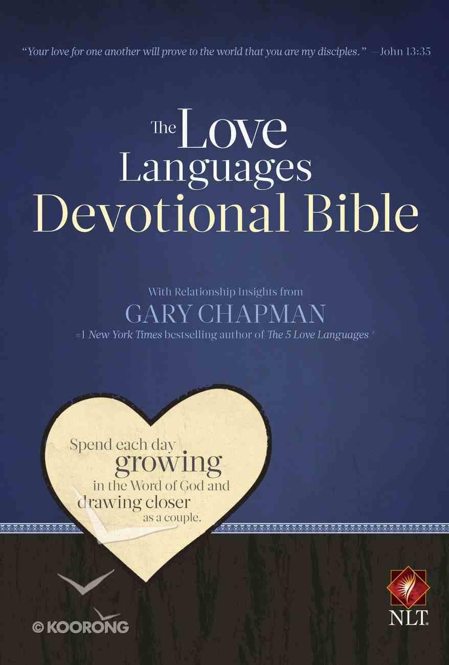 NLT Love Languages Devotional Bible eBook