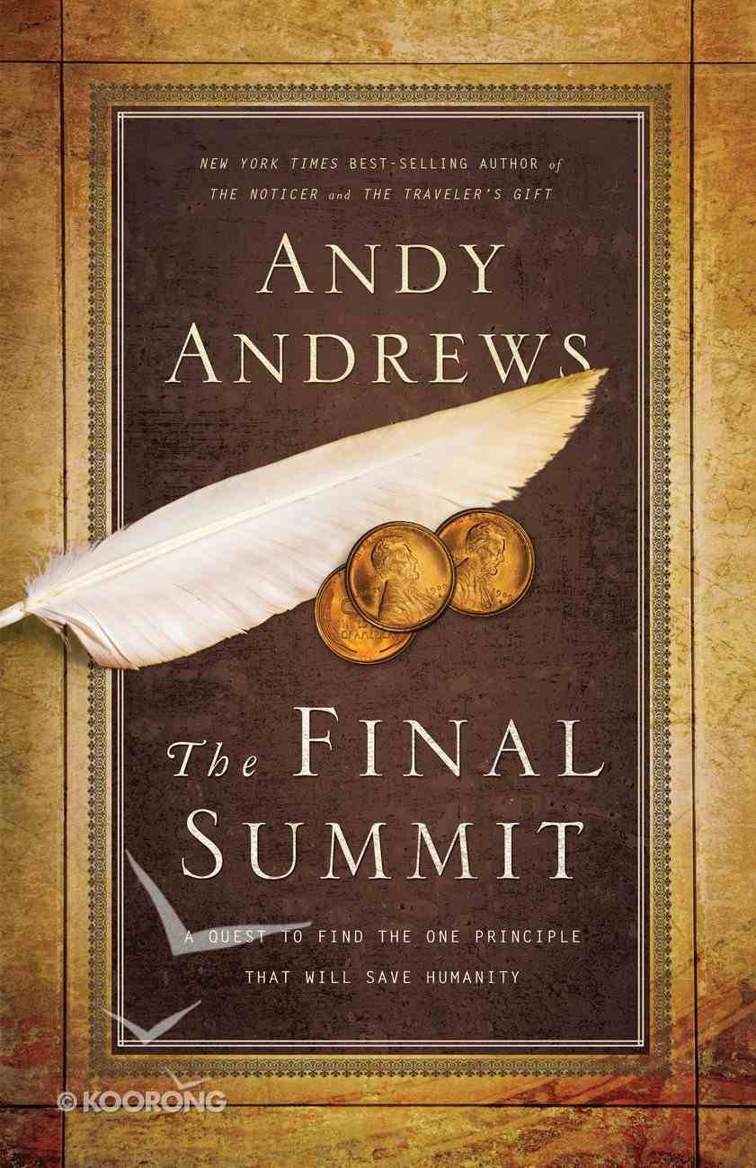The Final Summit eBook