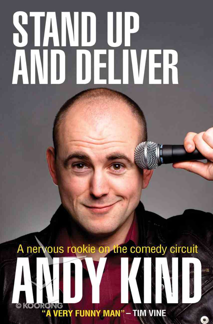 Stand Up and Deliver eBook
