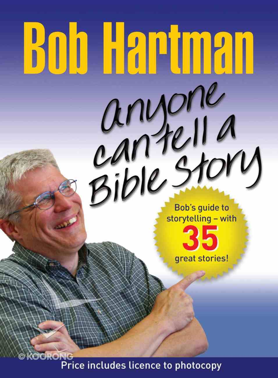 Anyone Can Tell a Bible Story eBook