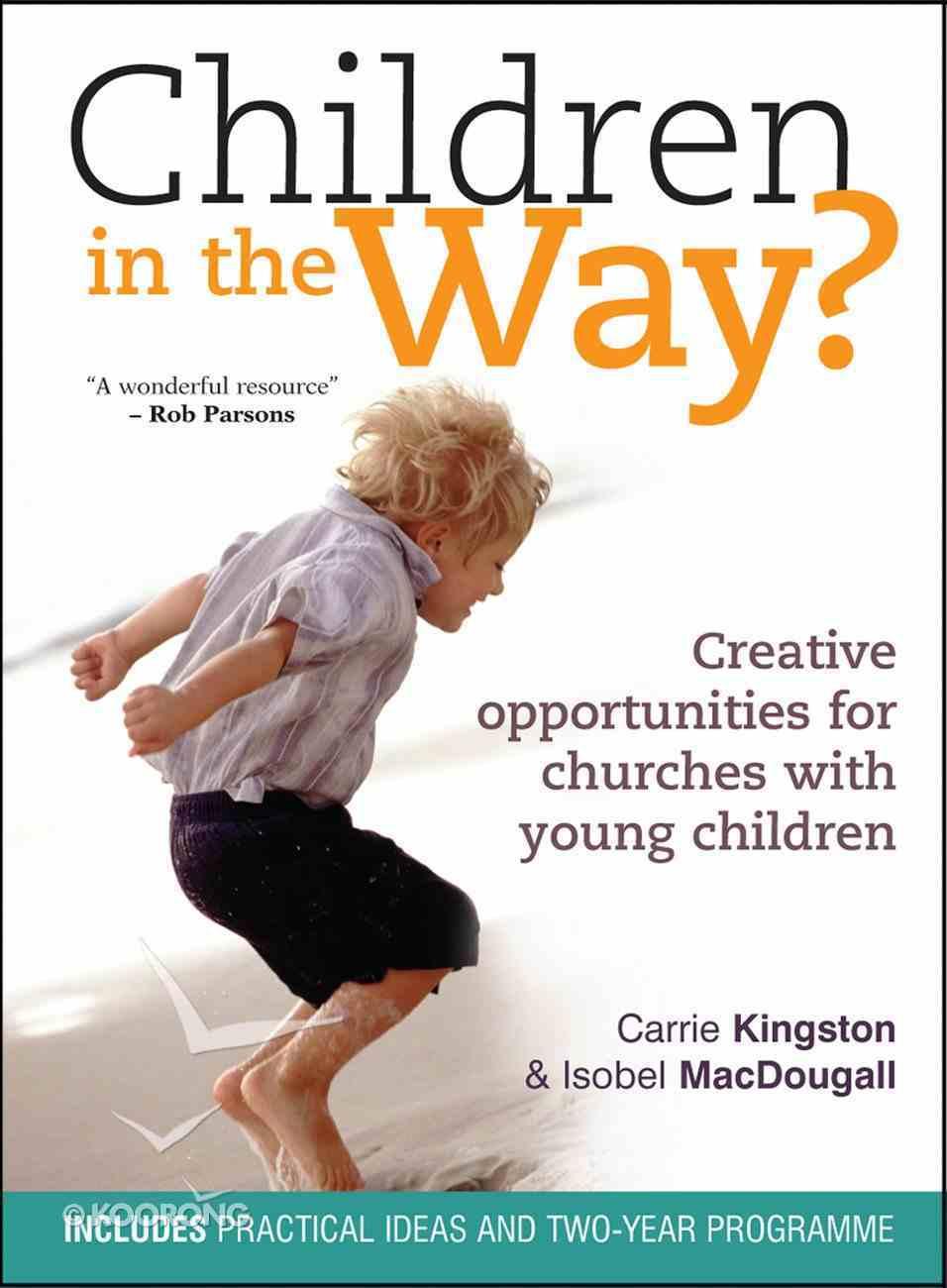 Children in the Way? eBook