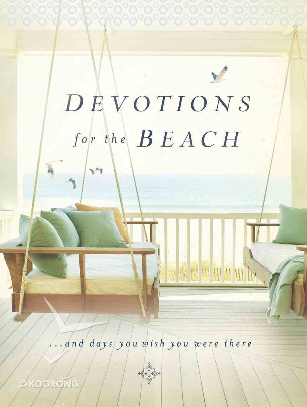 Devotions For the Beach eBook