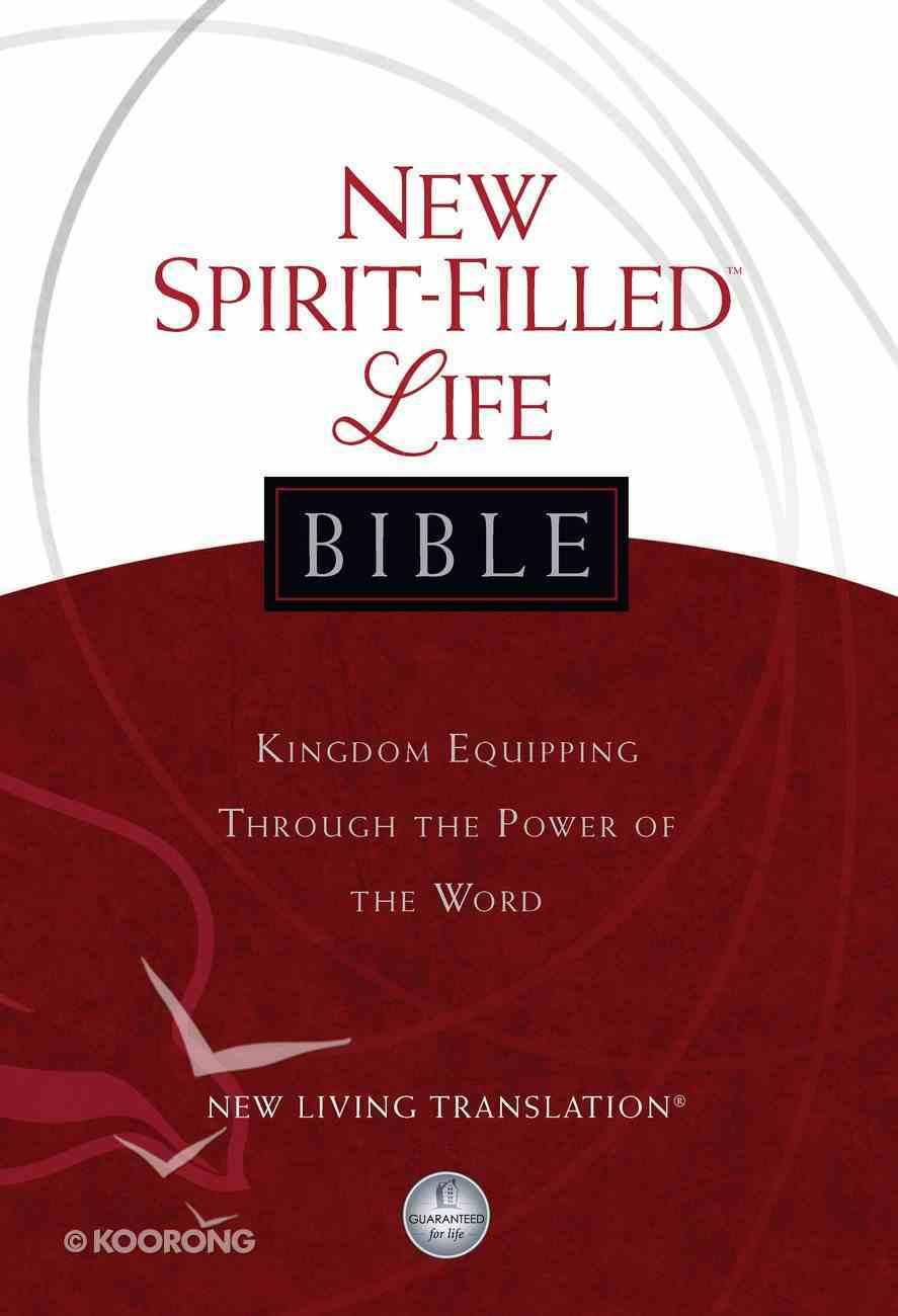 NLT New Spirit-Filled Life Bible eBook