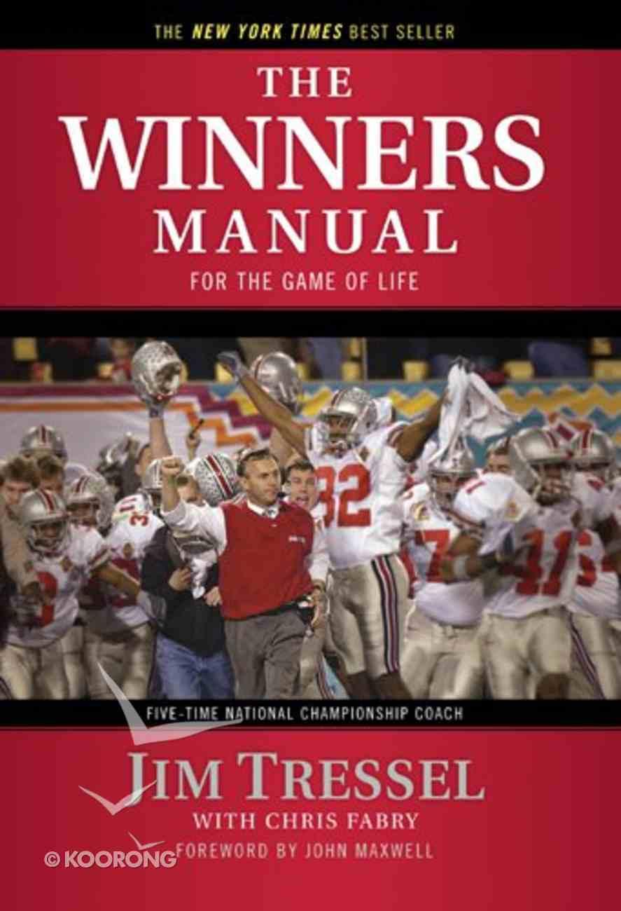 The Winners Manual eBook