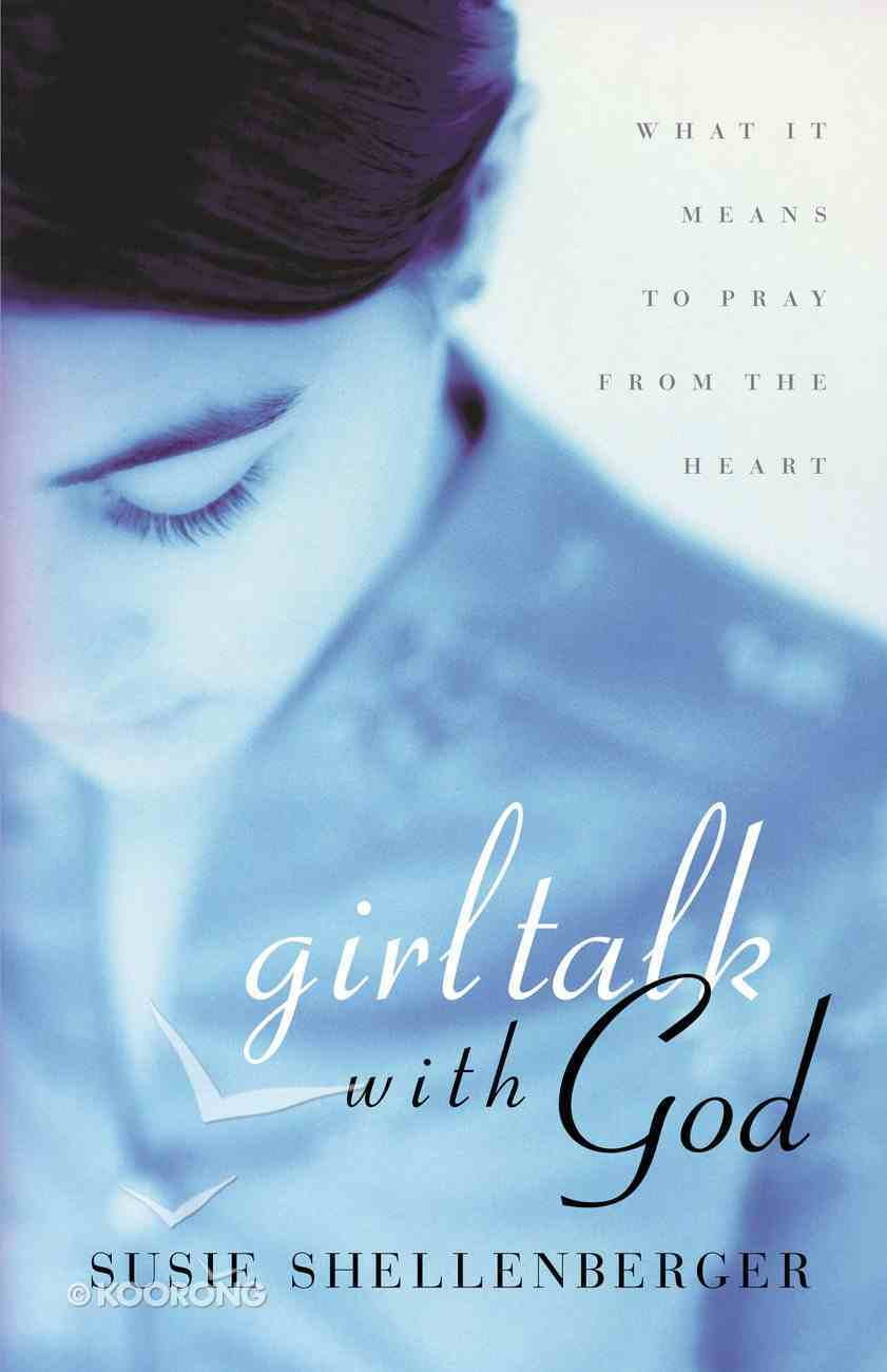 Girl Talk With God eBook