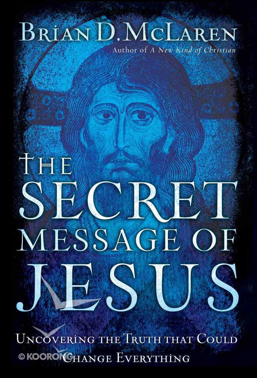 The Secret Message of Jesus eBook
