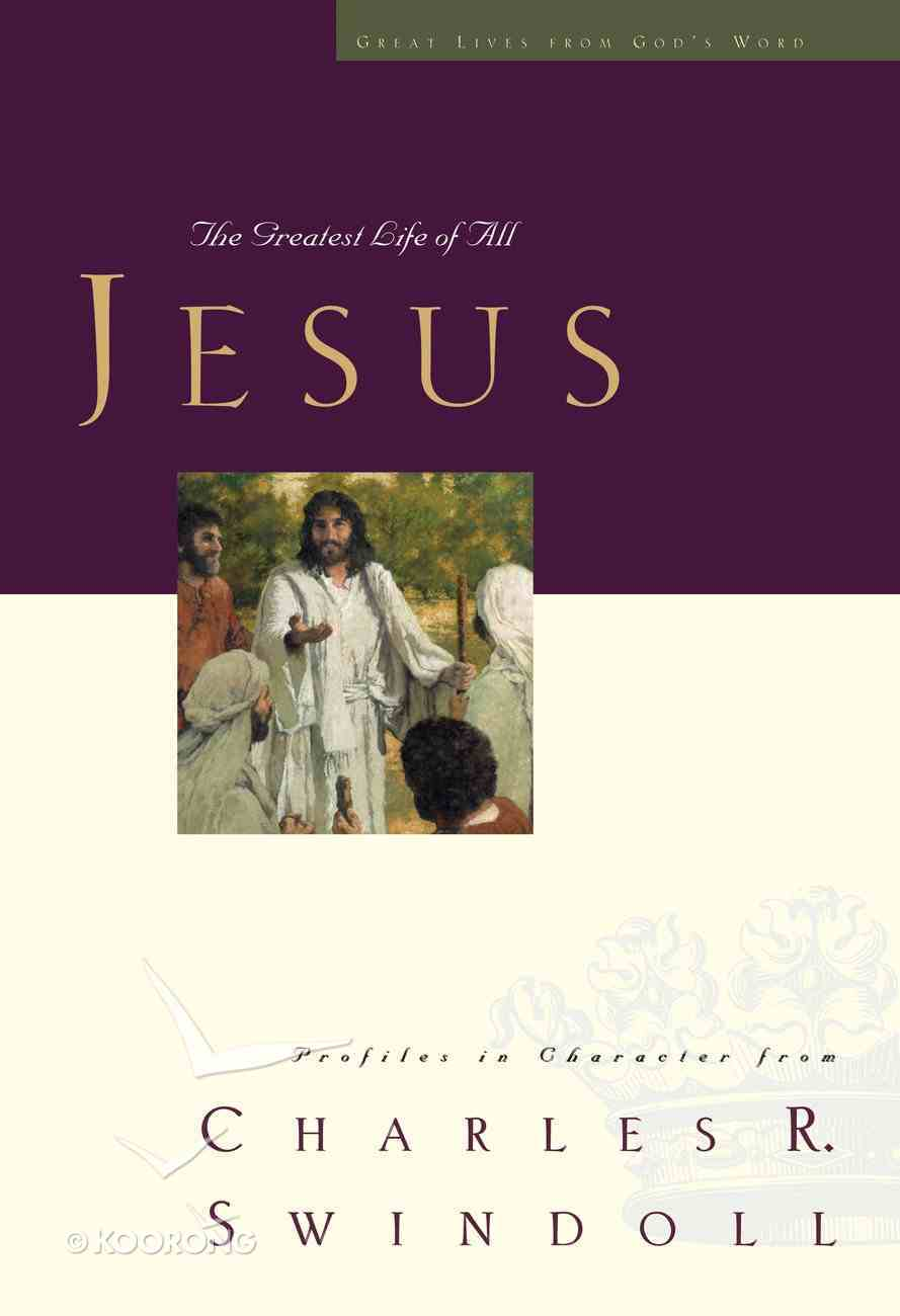 Jesus (Great Lives From God's Word Series) eBook