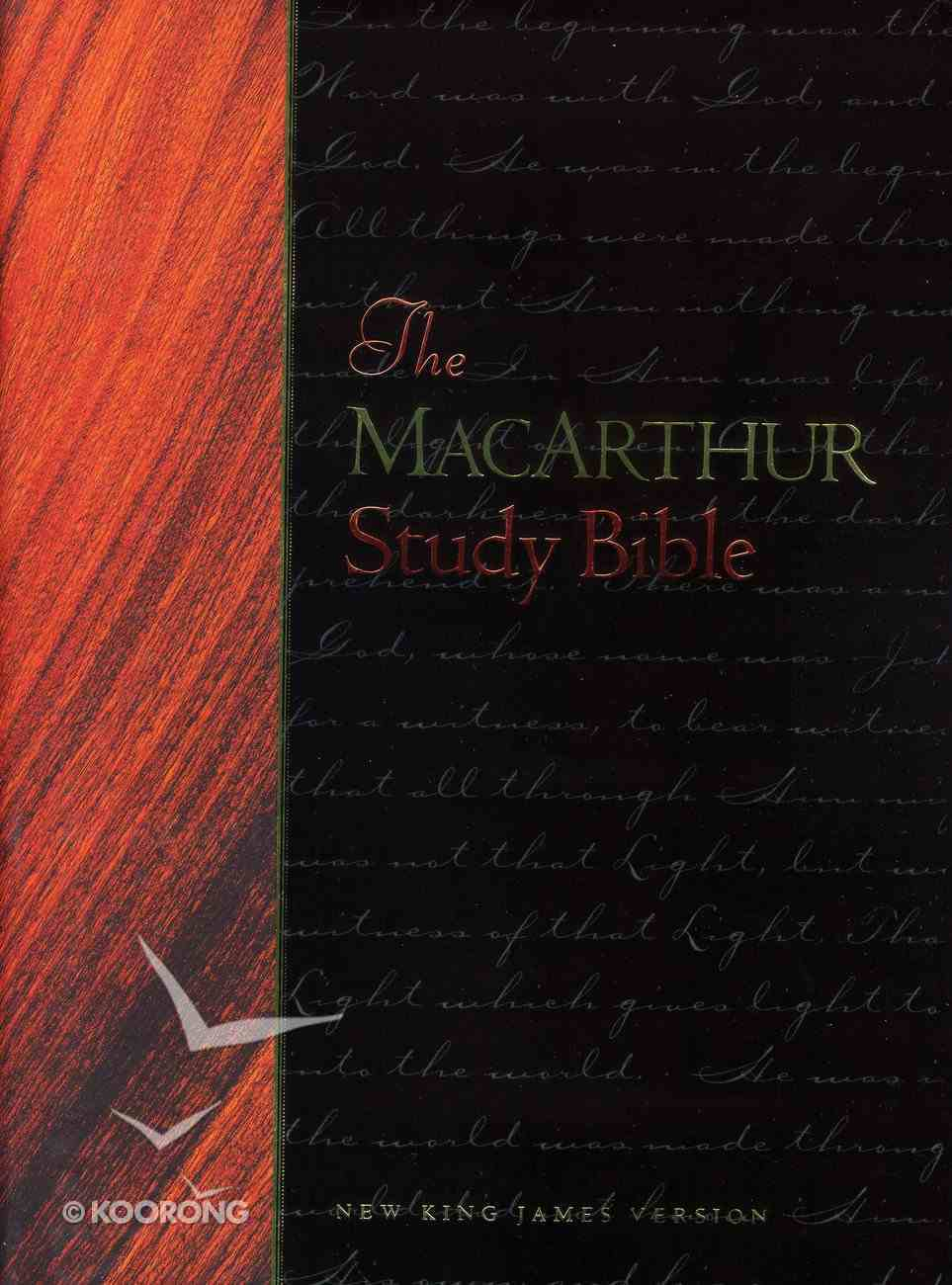 NKJV Macarthur Study Bible eBook