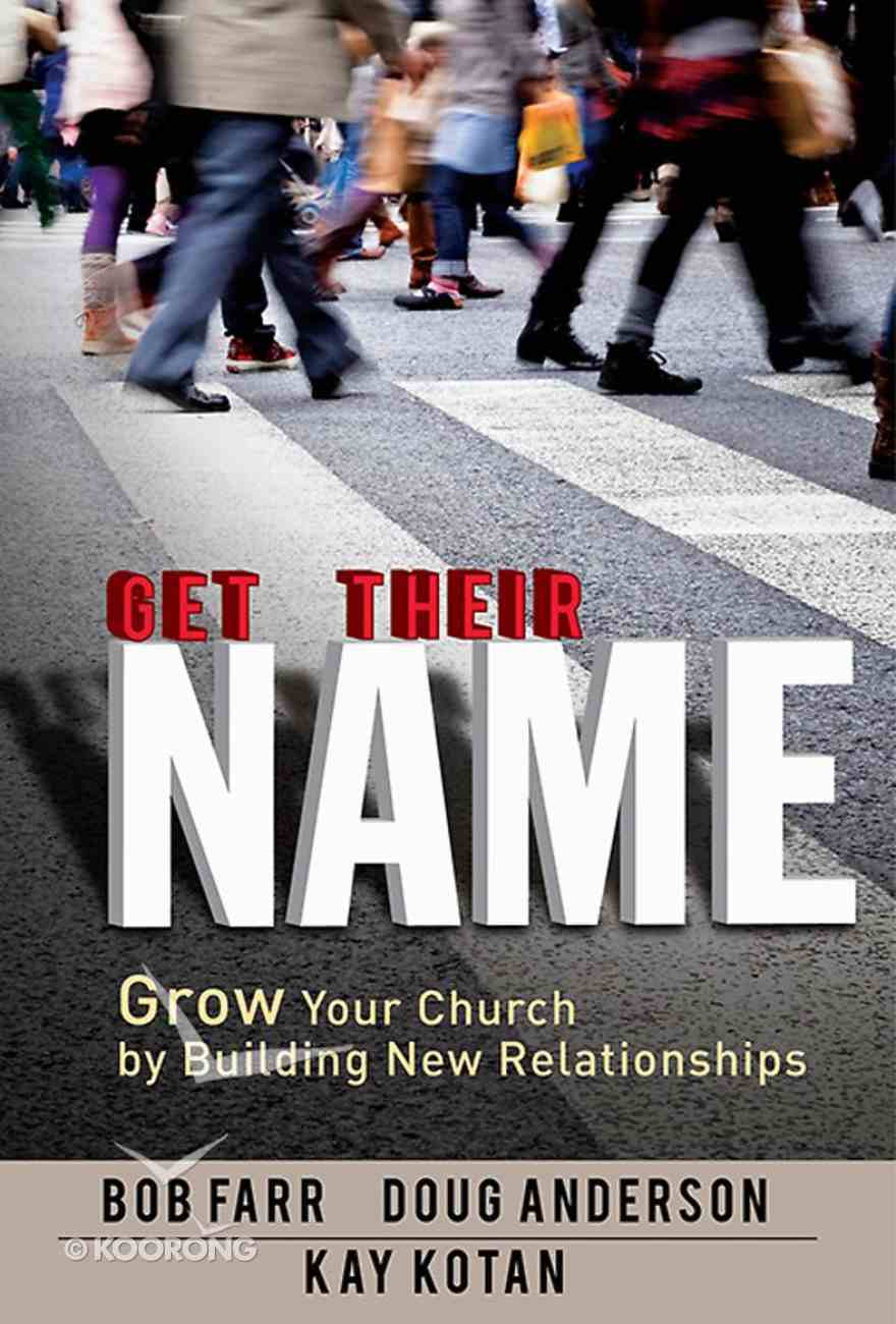 Get Their Name (101 Questions About The Bible Kingstone Comics Series) eBook