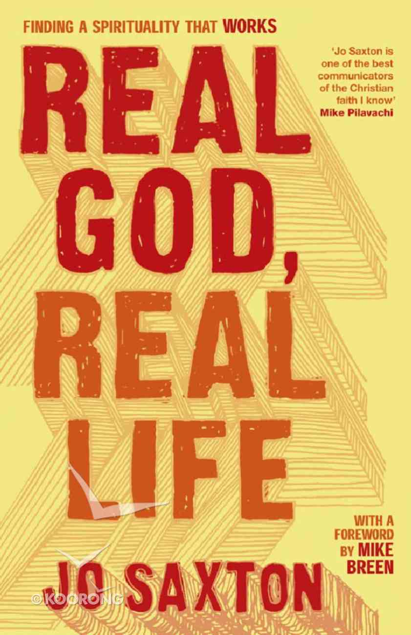 Real God, Real Life eBook